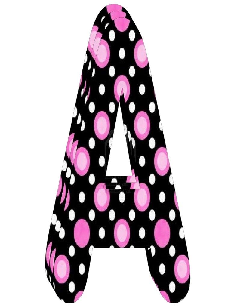 abc polka dot pink 3 lapis