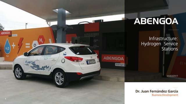Abengoa Innovation - Hydrogen service station Infrastructure
