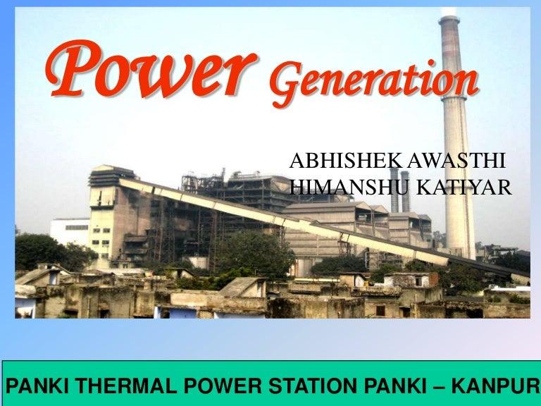 panki power plant training.ppt