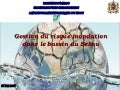 Abh Sebou  : Prevention et protection inondations