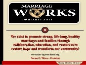 About Marriage Works MD