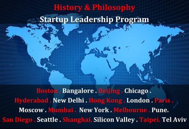 SLP: History & Philosophy