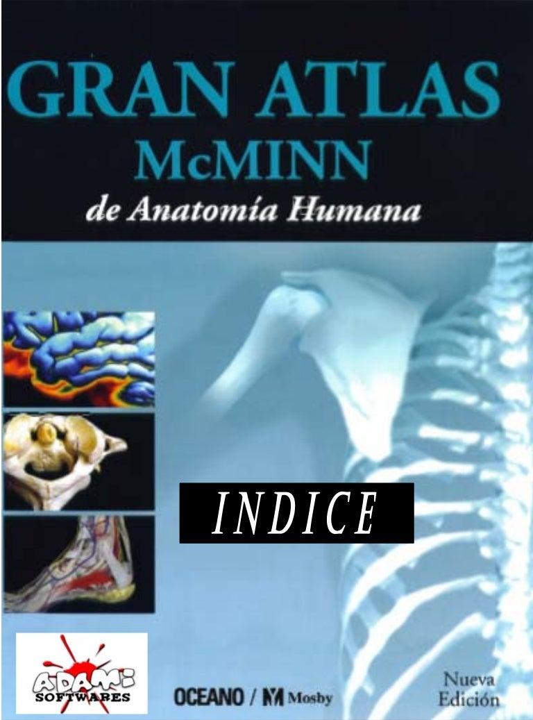 Abrahams peter gran atlas mcminn de anatomia humana