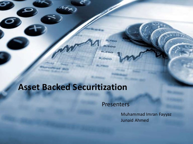 Asset Backed Securitization