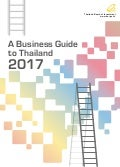 A ฺBusiness Guide to Thailand (2017)