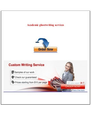 Ghost Writing Service from Ozessay  What Is Ghostwriting All About