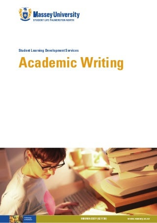 Having a hard time with academic writing?