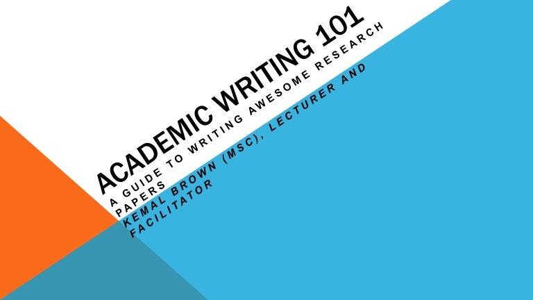 Development of Corpus Based Activities to improve the academic writin