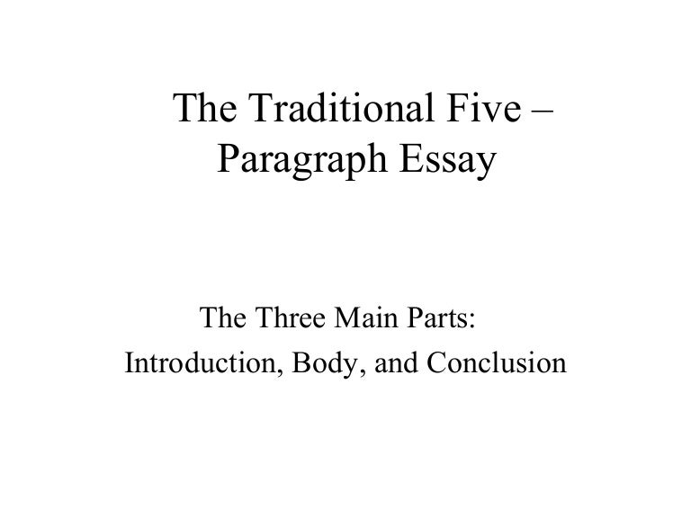 traditional five paragraph essay Check out our cause and effect essay samples to understand how to write an essay of this type on your own causes of the great depression beginning in the united states, the great depression was a worldwide economic depression.
