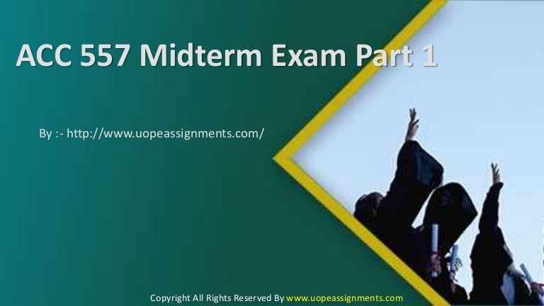 acc 211 midterm exame Textbook: managerial accounting, 3 rd ed whitecotton, libby and phillips mcgraw hill education student options for purchasing bookstore: you can purchase your package in the bookstore, which includes the print book and the connect plus access code (you will need the connect code to access the online study modules and assignments.