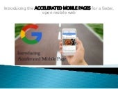 Accelerated Mobile Pages in SEO - MYQSOFT