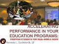 Accelerating performance in your education programs slide share