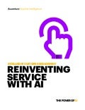 Intelligent Customer Engagement - Reinventing Service With AI