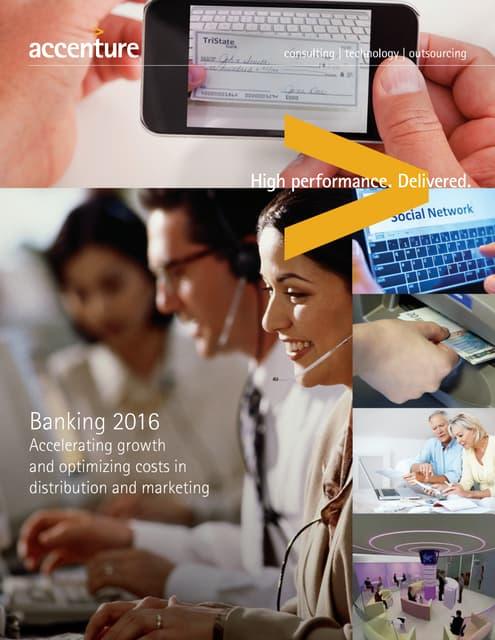 Accenture banking 2016