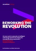 Future Workforce: Reworking the Revolution