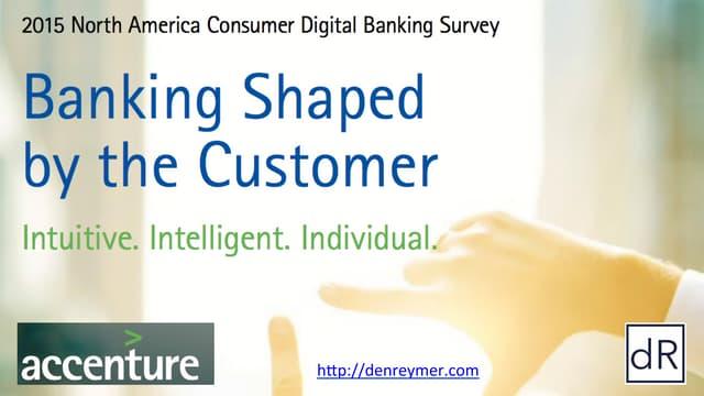 Accenture Digital Banking Survey 2015