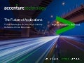The Future of Applications: Three Strategies for the High-velocity, Software-driven Business