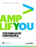 Technology Vision 2017: Amplifyou: Technology for people: The era of the intelligent enterprise (Duck Creek)