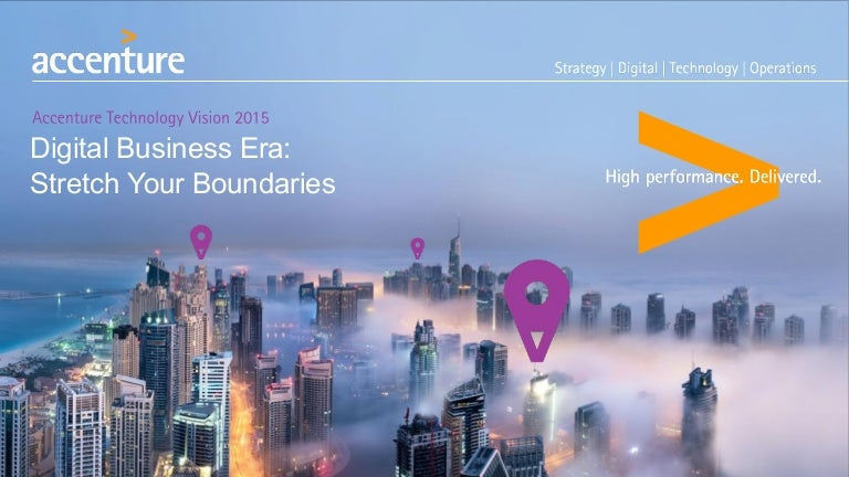 accenture technology vision 2015