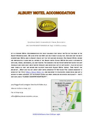 accommodationalbury-130307021629-phpapp0