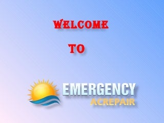 Commercial HVAC Services Florida - Emergency AC Repair