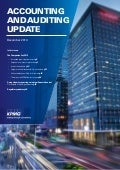 Accounting and Auditing Update - Dec 2014