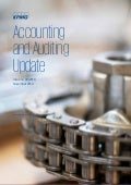 Accounting and Auditing update - Nov 2016