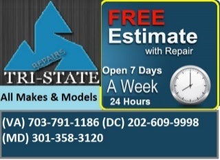 Tristate Home Appliance Repair