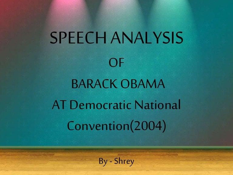 obama 2004 convention speech text