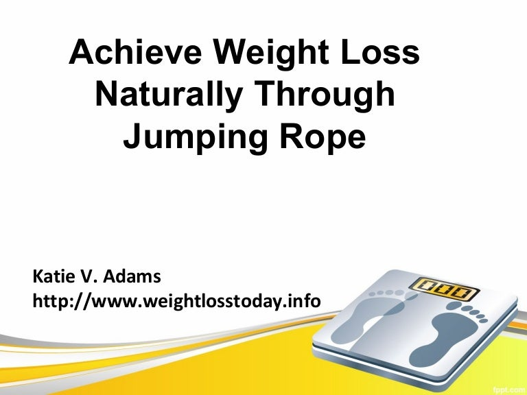 speed weight loss naturally