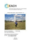 Cidade Constitucional - Relatório