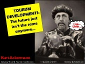 The future isn't what it used to be: Tourism Developments in South Africa Post 2010