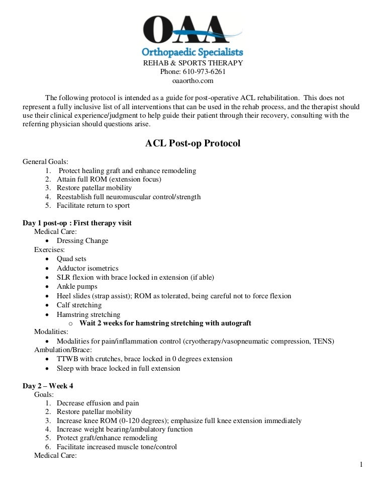 Acdf rehab protocol pdf converter