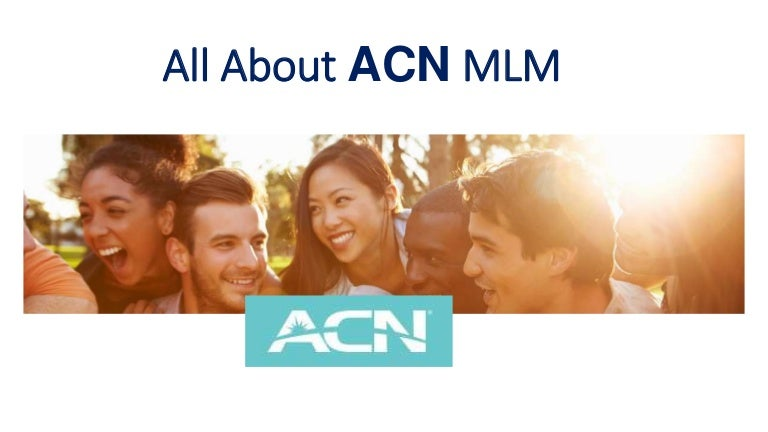 Image result for ACN It is perfect for people with or without sales background