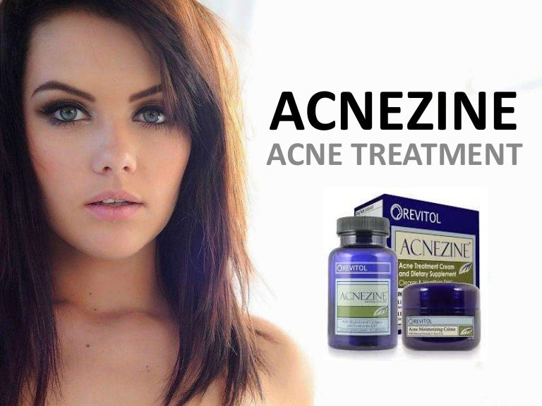 Acnezine Acne Treatment Revitol Acnezine Acne Treatment