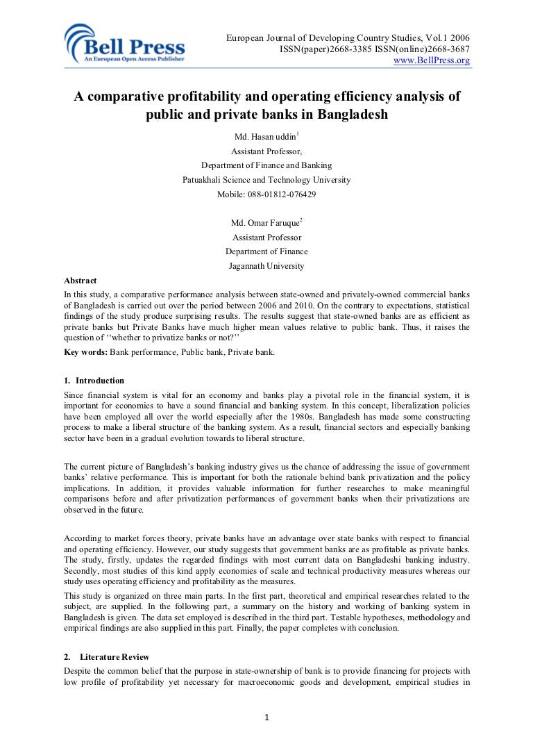 Literature Review   Cooperative   Banks Page