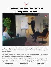 A Comprehensive Guide on Agile Development Process