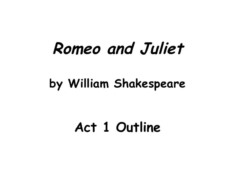 romeo and juliet essay on act 1 scene 1 Romeo and Juliet, commentary on Act 3, Scene 1