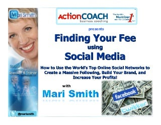 ActionCOACH - Social Media Success - Mari Smith