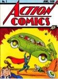 Action comics 01 esp