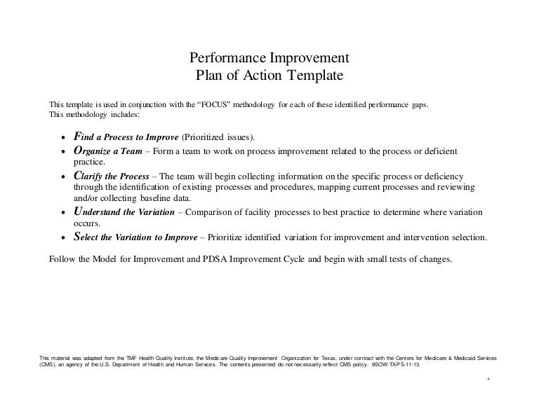 Unity Is Strength - Action Plan Template