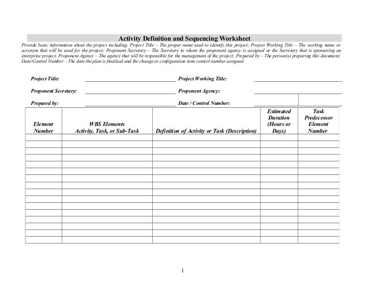 Activity definition-and-sequencing-worksheet-1.2