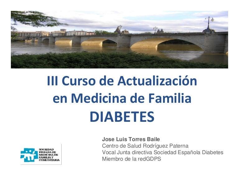 presentación de nuevos medicamentos para la diabetes ppt