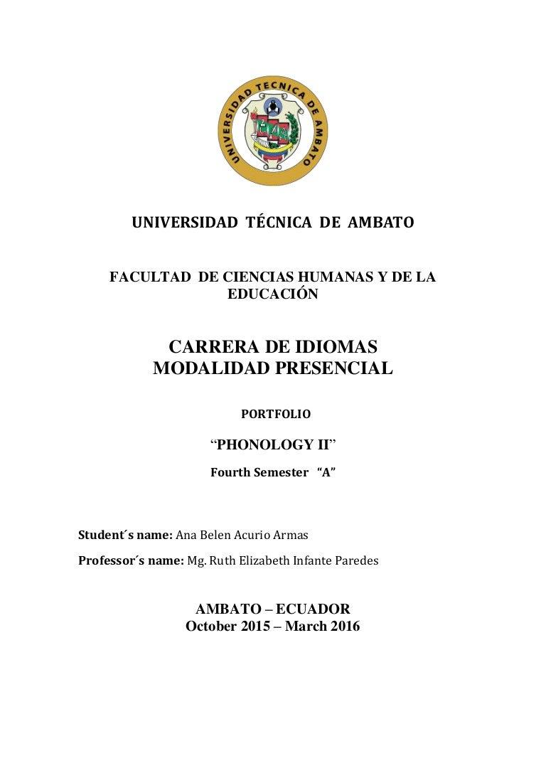 Acurio Ana Belen_ Potfolio_phonologyII