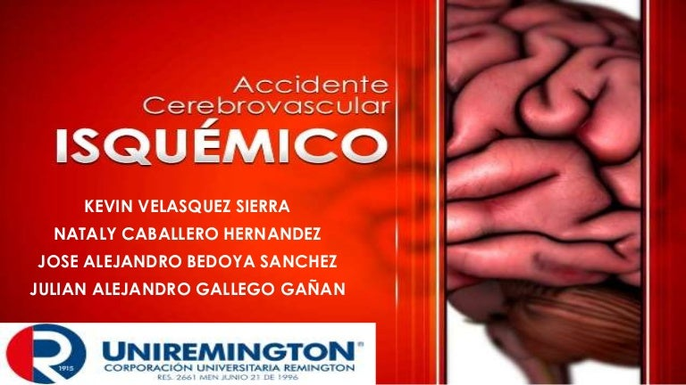 Pautas de hipertensión post accidente cerebrovascular isquémico
