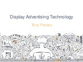 Display Advertising Technology