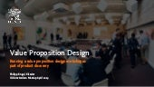 Running a Value Proposition Design Workshop as Part of Product Discovery