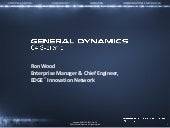 A&D Conf General Dynamics C4 Systems