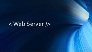 Add a web server