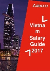 Adecco Viet Nam Salary Guide 2017